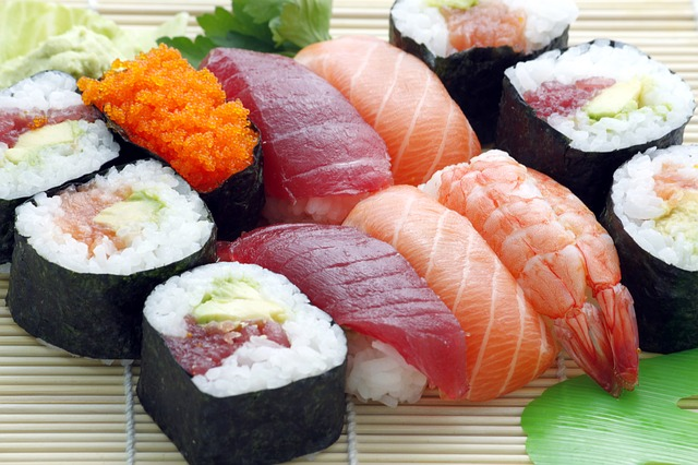Die verschiedenen Sushi-Arten