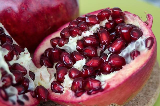 Der Granatapfel – leckerer Exot auf dem Teller