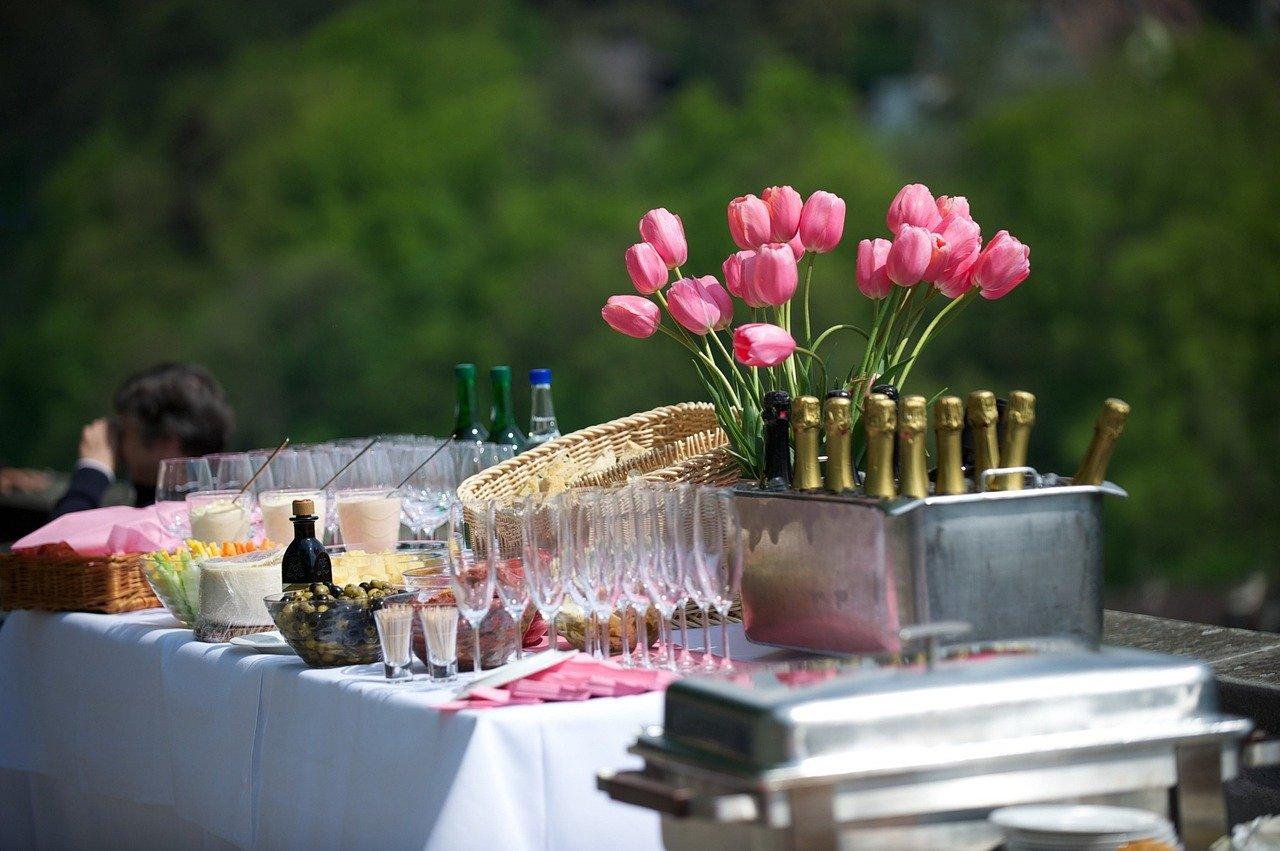 Catering-Service – was Kunden wirklich zufrieden macht