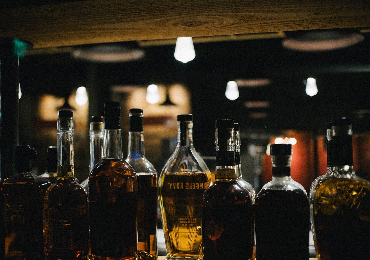 Gin und Whisky – eine raffinierte Zutat für manches Feinschmeckergericht